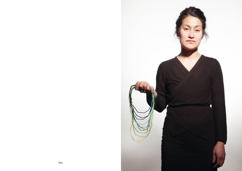 Mit Jule - Porträt Mia